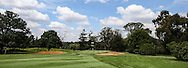 View of the 1st green on the East Course, Royal Johannesburg & Kensington Golf Club, Gauteng, Johannesburg, South Africa.  11/01/2016. Picture: Golffile | David Lloyd<br /> <br /> All photos usage must carry mandatory copyright credit (© Golffile | David Lloyd)