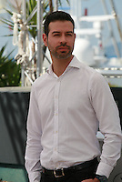 Director David Pablos at The Chosen Ones film photo call at the 68th Cannes Film Festival Monday May 18th 2015, Cannes, France.