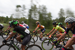 Jip van den Bos (NED) of Boels-Dolmans Cycling Team rides mid-pack on Stage 1 of the Ladies Tour of Norway - a 101.5 km road race, between Halden and Mysen on August 18, 2017, in Ostfold, Norway. (Photo by Balint Hamvas/Velofocus.com)