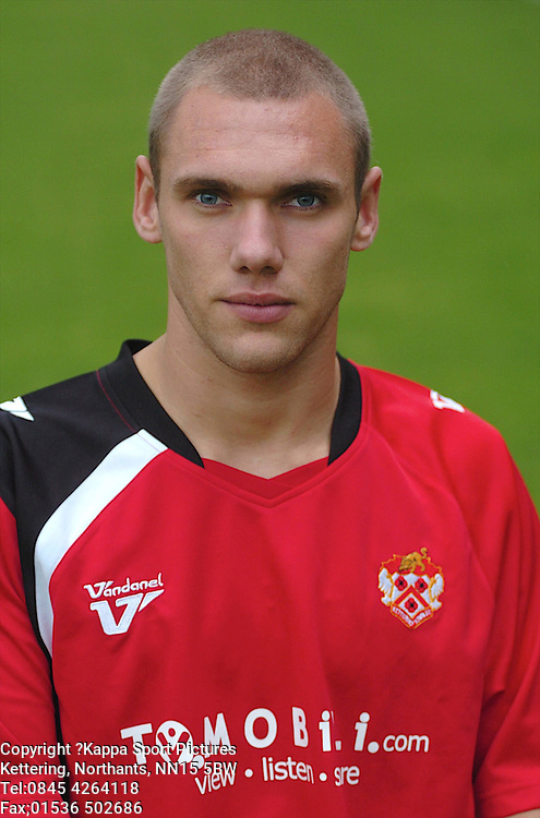 JAMES McPIKE, KETTERING TOWN, 09/10 Pen Pics, Kettering Town FC, Season 2009/10