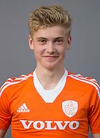 UTRECHT - Maarten van de Berg .Nederlands Jongens B. FOTO KOEN SUYK