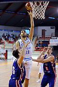 Bassano del Grappa,04 giugno 2008<br /> Basket, nazionale maschile<br /> Italia - Repubblica Ceca<br /> Nella foto: luca garri<br /> Foto Ciamillo