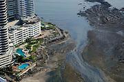 Vistas aereas de la Ciudad de Panamá. Panamá, 19 de febrero de 2013. (Victoria Murillo/Istmophoto)