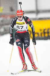 11.12.2010, Biathlonzentrum, Obertilliach, AUT, Biathlon Austriacup, Sprint Lady, im Bild Marie-Christin Kloss (GER, #67). EXPA Pictures © 2010, PhotoCredit: EXPA/ J. Groder