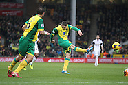 Norwich City v Swansea City 151213