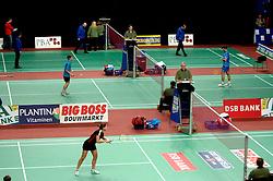 13-04-2006 BADMINTON: EUROPEES KAMPIOENSCHAP: DEN BOSCH<br /> De Maaspoort hal - badmintonvelden<br /> ©2006-WWW.FOTOHOOGENDOORN.NL