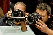 Roma 17 MArzo 2014<br /> La pistola con cui Ali' Agca il 13 maggio 1981, sparo' a Giovanni Paolo II, la Browning HP., calibro 9 Parabellum, matricola 76C23953, è stata data in prestito dal Museo Criminologico di Roma  alla Casa famiglia di Karol Wojtyla a Wadowice in Polonia per tre anni.<br /> Rome March 17, 2104<br /> The gun with which Ali ' Agca May 13, 1981 , shot  to John Paul II, the Browning HP  , 9mm Parabellum,serial number 76C23953, has been on loan from the Criminology Museum of Rome to  the family home of Karol Wojtyla in Wadowice in Poland for three years.