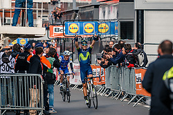 VALVERDE Alejandro of Movistar Team after the UCI WorldTour 103rd Liège-Bastogne-Liège from Liège to Ans with 258 km of racing at Ans, Belgium, 23 April 2017. Photo by Pim Nijland / PelotonPhotos.com | All photos usage must carry mandatory copyright credit (Peloton Photos | Pim Nijland)