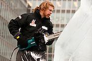 Ice Sculpting Festival 2013