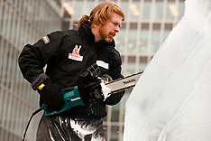 Ice Sculpting Festival 2013