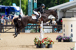 Foster Tiffany, CAN, Tripple X III<br /> CSI5* Jumping<br /> Royal Windsor Horse Show<br /> © Hippo Foto - Jon Stroud