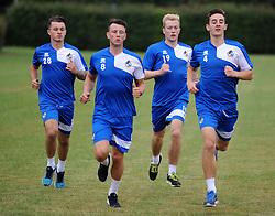 Bristol Rovers - Photo mandatory by-line: Neil Brookman/JMP - Mobile: 07966 386802 - 02/07/2015 - SPORT - Football - Bristol - Friends Life Training Ground - Bristol Rovers Pre-Season Training