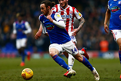 Will Keane of Ipswich Town - Mandatory by-line: Phil Chaplin/JMP - 16/02/2019 - FOOTBALL - Portman Road - Ipswich, England - Ipswich Town v Stoke City - Sky Bet Championship