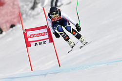 08.03.2017, Are, SWE, FIS Ski Alpin Junioren WM, Are 2017, Herren, Abfahrt, im Bild Lin Ivarsson, Åre fyra // during men's Downhill of the FIS Junior World Ski Championships 2017. Are, Sweden on 2017/03/08. EXPA Pictures © 2017, PhotoCredit: EXPA/ Nisse<br /> <br /> *****ATTENTION - OUT of SWE*****