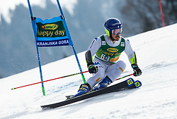 BORSOTTI Giovanni of Italy competes during the Audi FIS Alpine Ski World Cup Men's Giant Slalom 58th Vitranc Cup 2019 on March 9, 2019 in Podkoren, Kranjska Gora, Slovenia. Photo by Matic Ritonja / Sportida