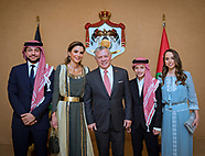 Jordanian Royals At Independence Day Celebrations
