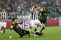 18.10.2017 - Torino - Champions League   -  Juventus-Sporting Lisbona nella  foto: Gonzalo Higuain