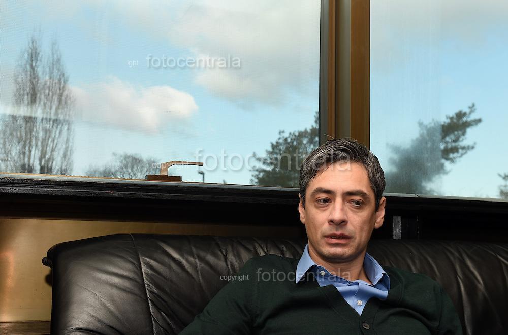 FUDBAL, BEOGRAD, 05. Jan. 2015. - Sportski direktor FK Partizan Dragan Ciric tokom intervju za Sportski zurnal.  Foto: Nenad Negovanovic