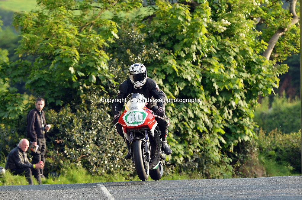 #60 Wayne Axon 650 Kawasaki TART Racing Dorset