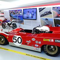 Ferrari 712 CanAm at the Museo Ferrari Maranello, Italy, 2014