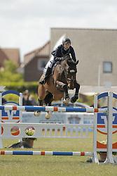 Stechow, Janin, Adycate<br /> Fehmarn - Pferdefestival 2014<br /> Nationales Springen<br /> © www.sportfotos-lafrentz.de/ Stefan Lafrentz