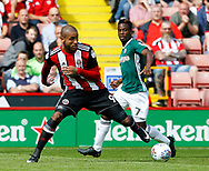 Leon Clarke of Sheffield Utd during the English Championship League match at Bramall Lane Stadium, Sheffield. Picture date: August 5th 2017. Pic credit should read: Simon Bellis/Sportimage