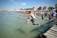 First summer sunday at Ostia