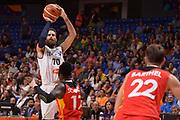 Luigi Datome<br /> Nazionale Italiana Maschile Senior<br /> Eurobasket 2017 - Group Phase<br /> Italy Italia Germany Germania<br /> FIP 2017<br /> Tel Aviv, 05/09/2017<br /> Foto Ciamillo - Castoria/ Ivan Mancini