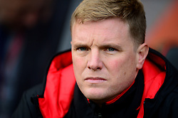 Bournemouth manager Eddie Howe - Mandatory by-line: Alex James/JMP - 14/01/2018 - FOOTBALL - Vitality Stadium - Bournemouth, England - Bournemouth v Arsenal - Premier League