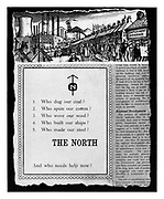 1. Who dug our coal? 2. Who spun our cotton? 3. Who wove our wool? 4. Who built our ships? 5. Who made our steel?<br />