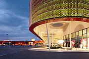 EO Einkaufszentrum, Oberwart.ArchitektIn: BEHF Architekten, Wien