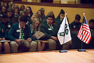 Oklahoma 4-H Day at the state capitol. April 06, 2016