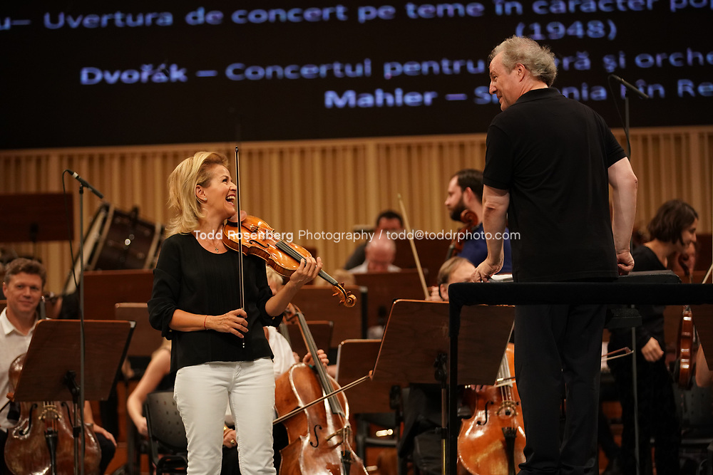 9/8/17 5:59:59 PM  Pittsburgh Symphony Orchestra 2017 European Tour.<br /> <br /> Sound Check and Concert<br /> <br /> CONCERT,<br /> Manfred Honeck, conductor<br /> Anne-Sophie Mutter, violin<br /> Enescu, Concert Overture on Romanian Themes in A<br /> major, Op. 32<br /> Dvorak, Concerto in A minor for Violin and Orchestra<br /> Mahler, Symphony No. 1 in D major<br /> <br /> &copy;&nbsp;Todd Rosenberg 2017