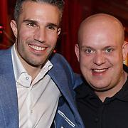 NLD/Rijswijk/20191119 - Boekpresentatie Raymond van Barneveld - Game Over, Robin van Persie en Michael van Gerwen