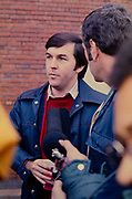 "In 1970, at the age of 26, Jordan ran Jimmy Carter's successful gubernatorial campaign, which included a Democratic primary election fight against former Governor Carl Sanders and a less eventful general election against the Republican Hal Suit. While serving as Governor Carter's executive assistant, Jordan wrote a lengthy memorandum detailing a strategy for winning the 1976 Democratic Primary. Years later, Jordan's memo served as the ""game plan"" for Carter's 1976 presidential bid.<br />