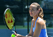 Martina Hingis for Tonic Tennis Apparel