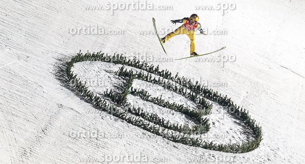 06.01.2016, Paul Ausserleitner Schanze, Bischofshofen, AUT, FIS Weltcup Ski Sprung, Vierschanzentournee, Bischofshofen, XXX, im Bild Noriaki Kasai (JPN) // Noriaki Kasai of Japan of the Four Hills Tournament of FIS Ski Jumping World Cup at the Paul Ausserleitner Schanze in Bischofshofen, Austria on 2016/01/06. EXPA Pictures © 2016, PhotoCredit: EXPA/ JFK