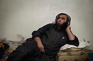 Syria. Portrait of Sheik Tawfiq. ALESSIO ROMENZI