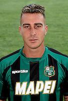 Italian League Serie A -2014-2015 / <br /> Emanuele Terranova ( Us Sassuolo Calcio )