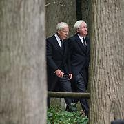 NLD/Lage Vuursche/20130816 - Uitvaart prins Friso, Herman Tjeenk Willink