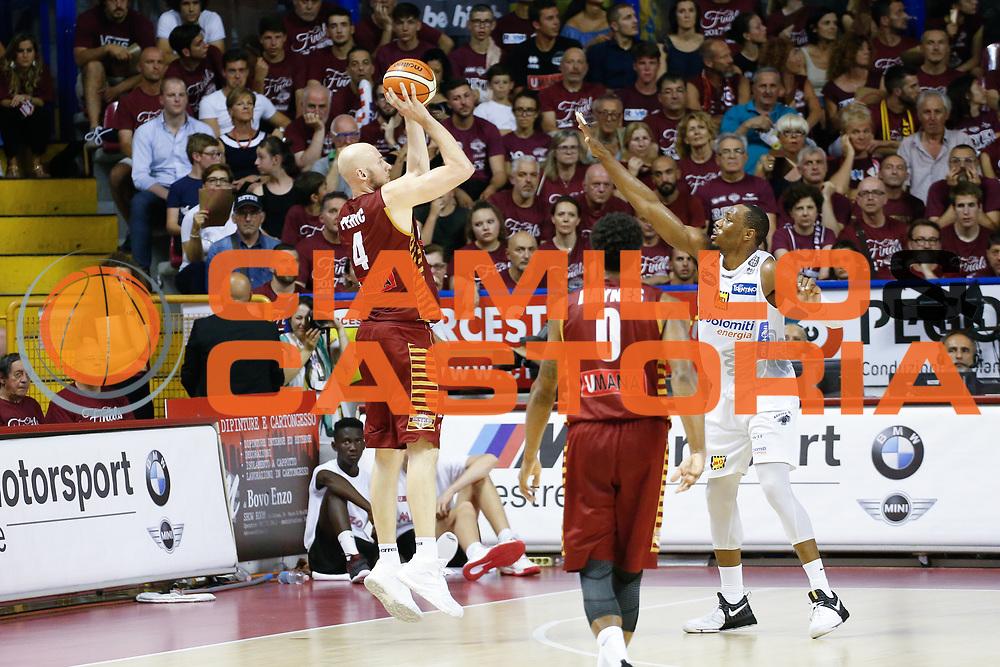 Hrvoje Peric<br /> Umana Reyer Venezia - Dolomiti Energia Aquila Basket Trento<br /> Lega Basket Serie A 2016/17 Finali Gara 01<br /> Venezia, 10/06/2017<br /> Foto Ciamillo-Castoria / M. Brondi