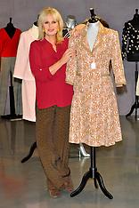 NOV 12 2012 Joanna Lumley Auction