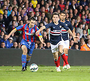 John Black made his first team debut for Dundee - Crystal Palace v Dundee - Julian Speroni testimonial match at Selhurst Park<br /> <br />  - &copy; David Young - www.davidyoungphoto.co.uk - email: davidyoungphoto@gmail.com