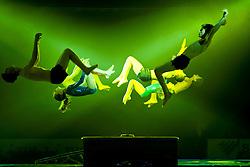17.01.2011, Frankenstolz-Arena, Aschaffenburg, GER, TUI Feuerwerk der Turnkunst 2011, im Bild Turn Talent Schule Turngau Main-Spessart, EXPA Pictures © 2011, PhotoCredit: EXPA/ nph/  Roth       ****** out of GER / SWE / CRO ******