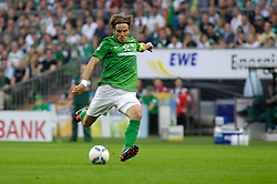 25.09.2011, Weser Stadion, Bremen, GER, 1.FBL, Werder Bremen vs Hertha BSC, im Bild.Clemens Fritz (Bremen #8).// during the Match GER, 1.FBL, Werder Bremen vs Hertha BSC on 2011/09/25,  Weser Stadion, Bremen, Germany..EXPA Pictures © 2011, PhotoCredit: EXPA/ nph/  Gumz       ****** out of GER / CRO  / BEL ******