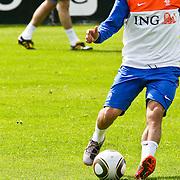 AUS/Seefeld/20100530 - Training NL Elftal WK 2010, Wesley Sneijder
