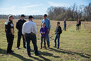 OkState Extension fire ecologists help introduce prescribed burning to a Jenks Public School outdoor classroom.