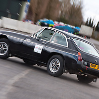 Car 65 Barry Milsom Marie White MG BGT_gallery