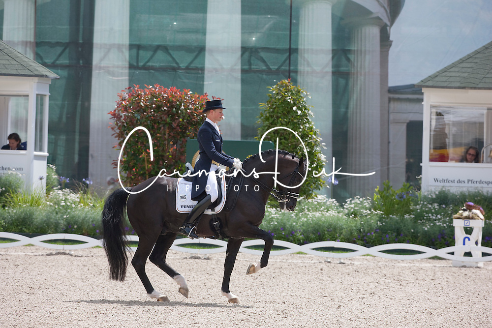 Rath Matthias Alexander (GER) - Totilas<br /> World Equestrian Festival, CHIO Aachen 2011<br /> &copy; Dirk Caremans