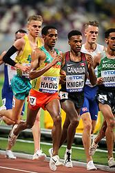 2019 IAAF World Athletics Championships held in Doha, Qatar from September 27- October 6<br /> Day 1